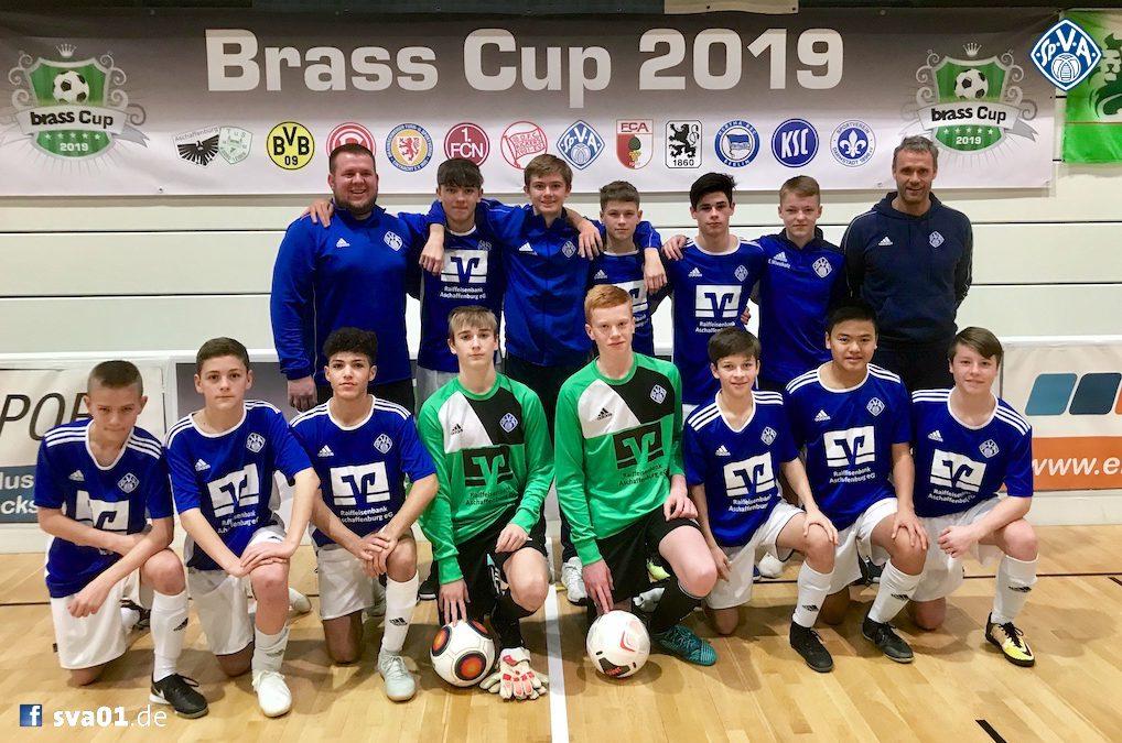 Viktoria-Junioren beim Brass Cup 2019