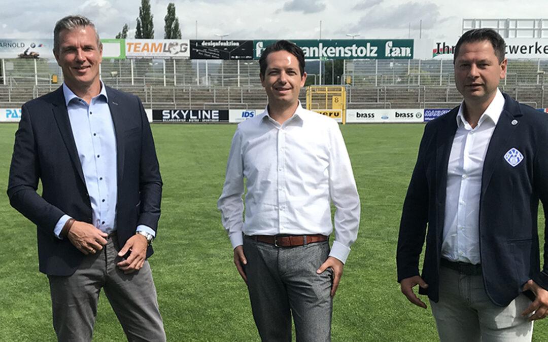 Viktoria angelt sich weiteren neuen Sponsor: HSL Laibacher aus Wiesen