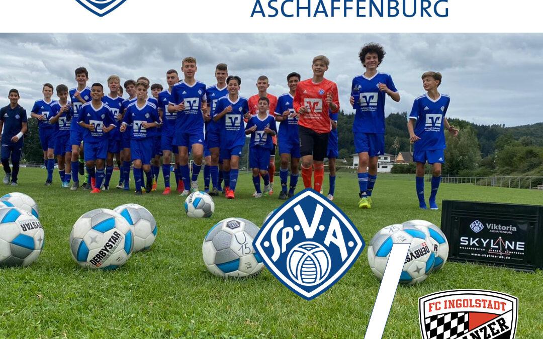 U15 Regionalliga-Auftakt gegen FCI