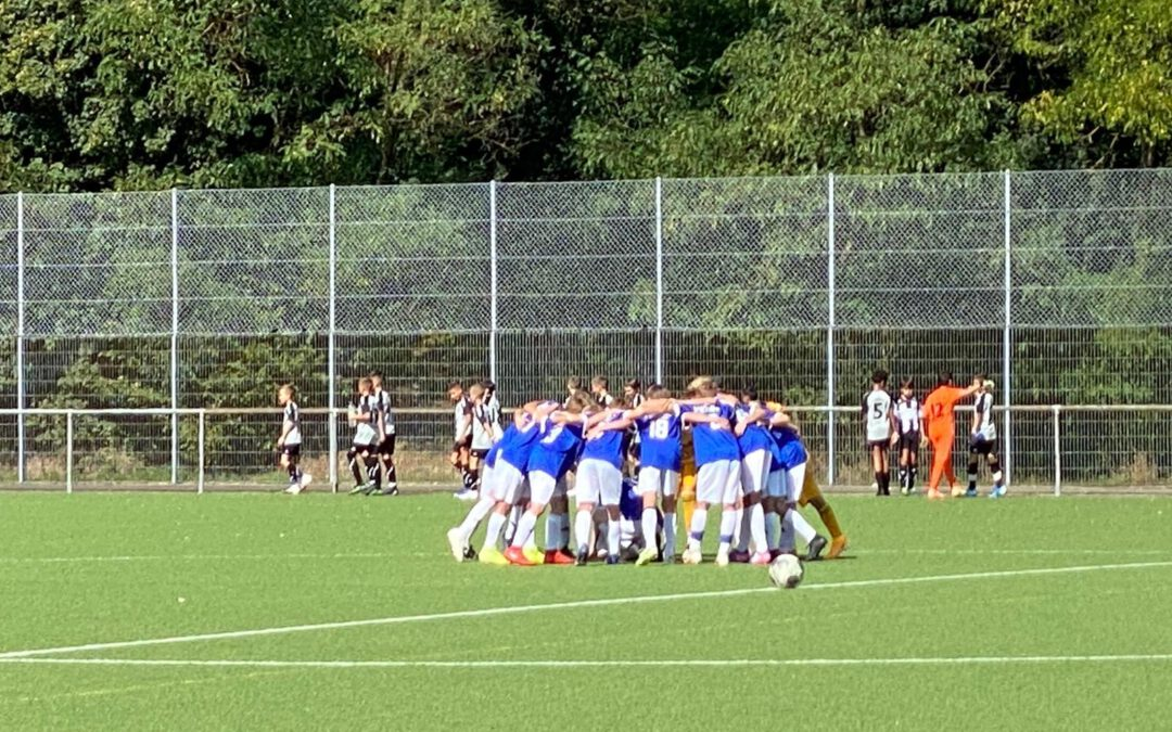 Viktoria Aschaffenburg U12 siegt in Aalen