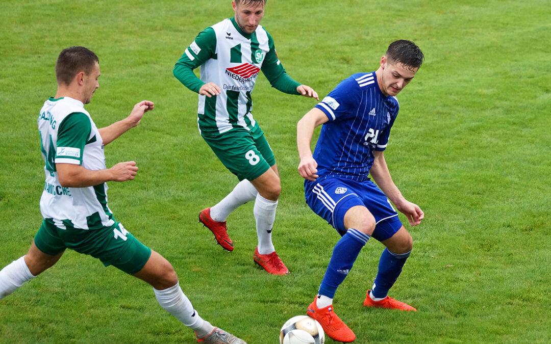 Viktoria startet VVK für Schalding-Heimspiel
