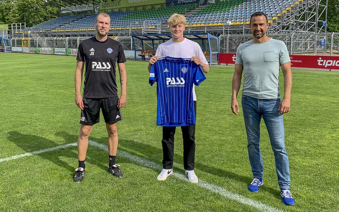 Traum wird wahr! Aus der U13 bis in die Regionalliga…