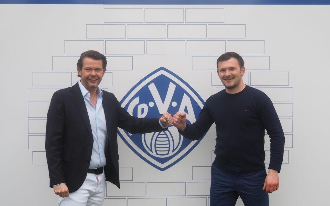 Alexander Waimert wird Trainer der U17-Junioren