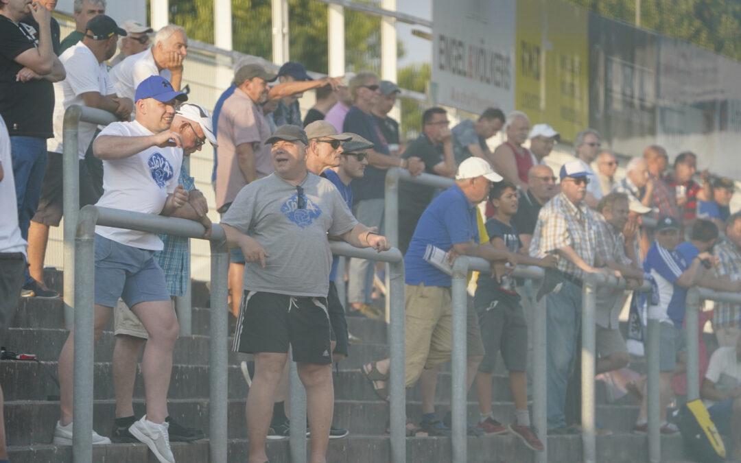 Infos zum VVK:Heimspiel gegen den SC Eltersdorf