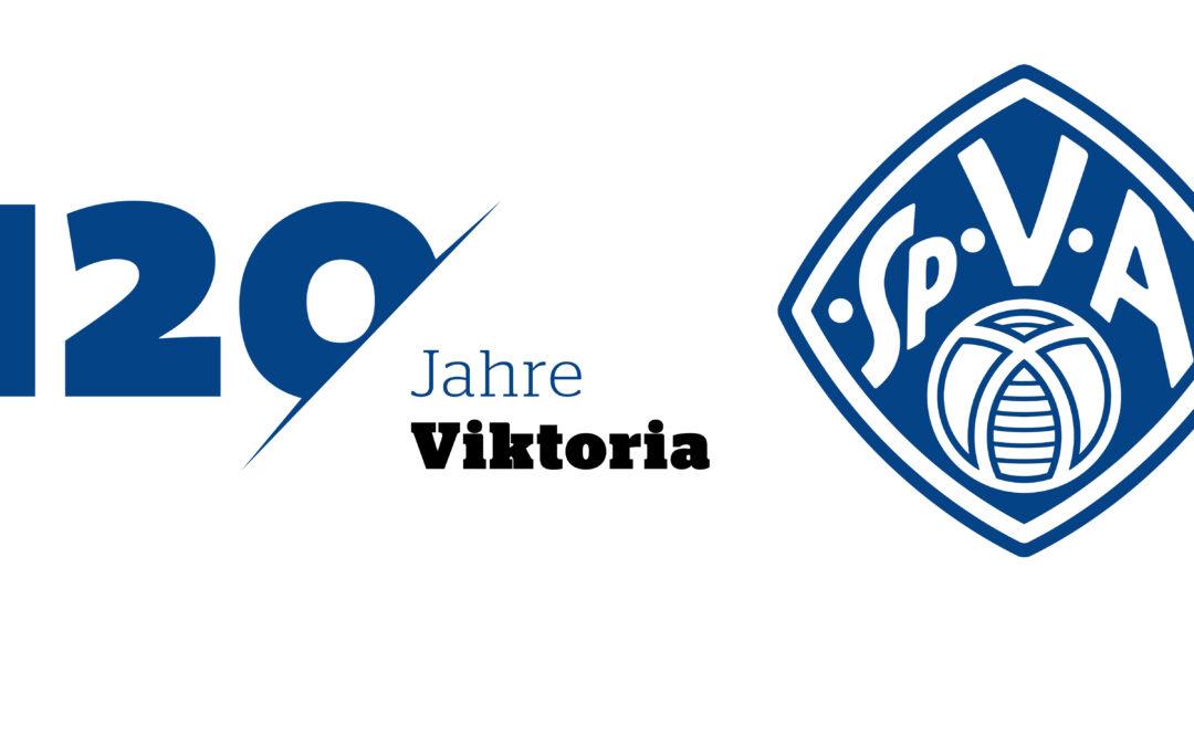 120 Jahre Viktoria Aschaffenburg