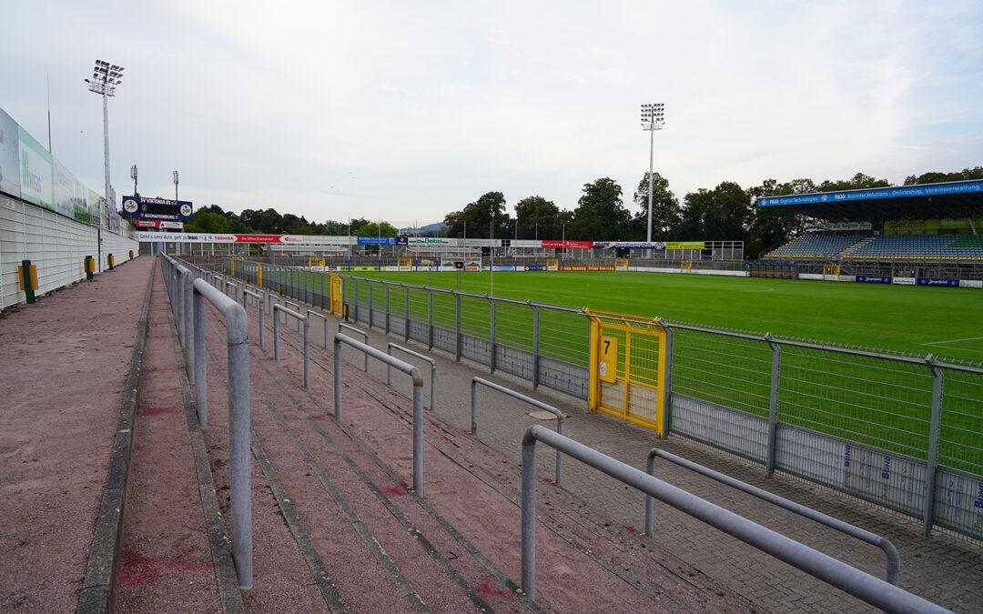 Vorbericht und Orga-Hinweise zum Heimspiel gegen den FC Pipinsried: Austragung derzeit noch unsicher
