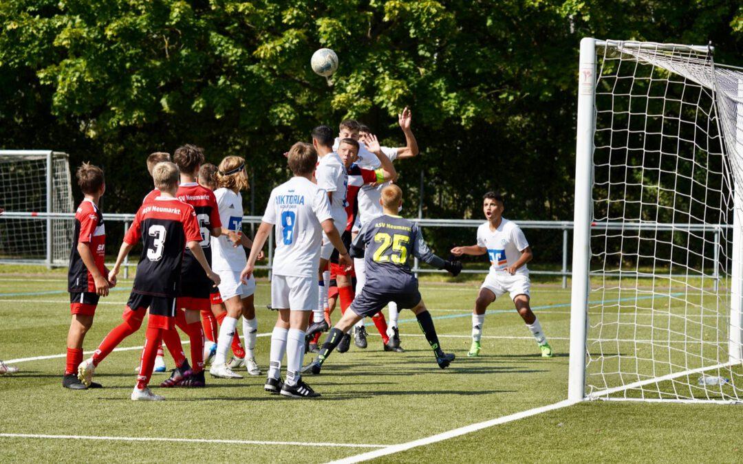 Spielbericht U15 gegen Neumarkt