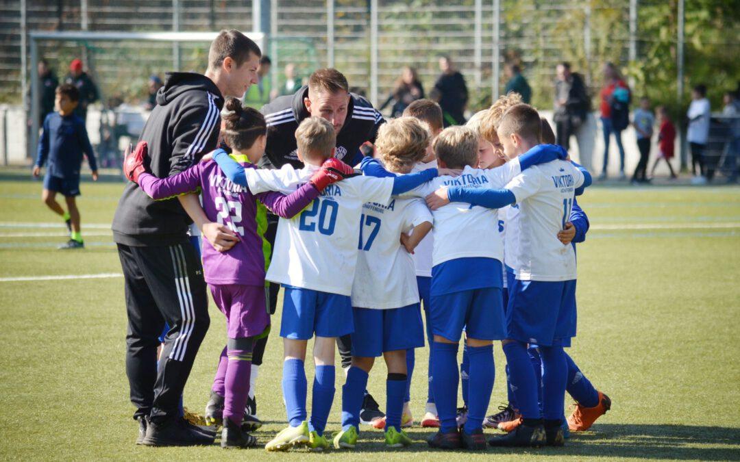 U9 Hyundai Kids Cup in Frankfurt