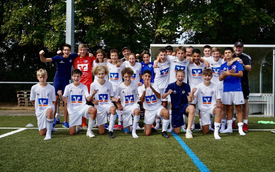 Spielverlegung: U15-Junioren