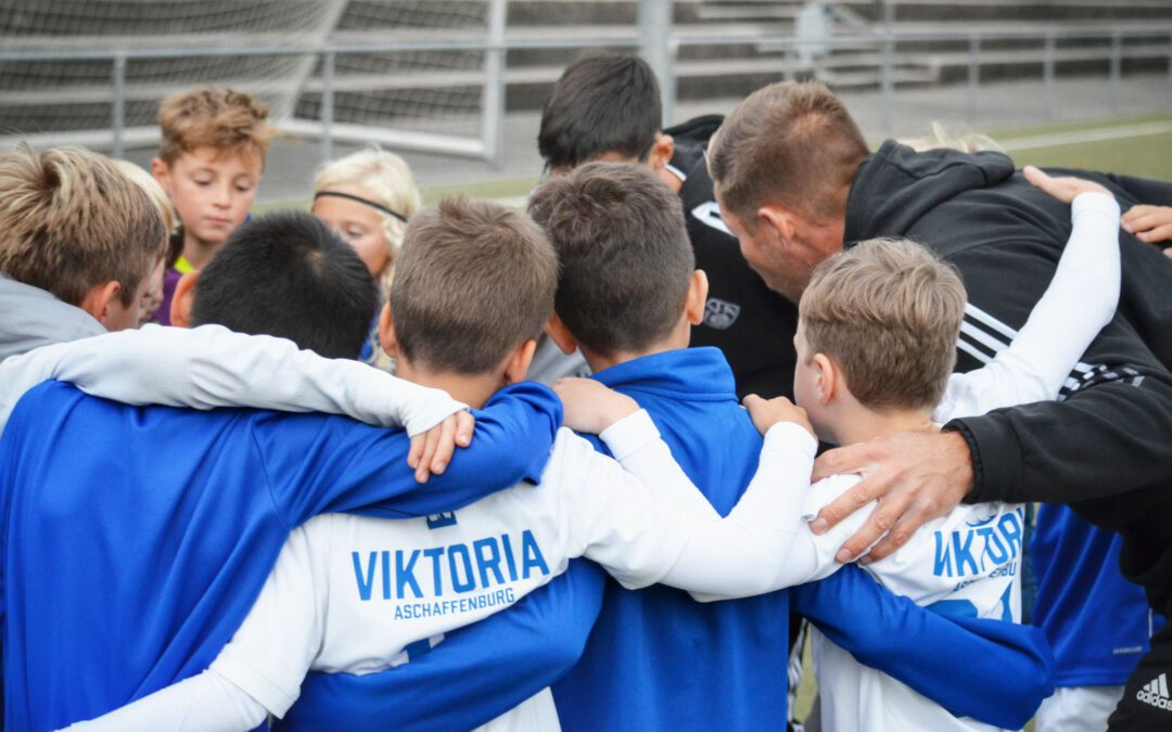 Spielbericht: U9 gegen Teutonia Obernau