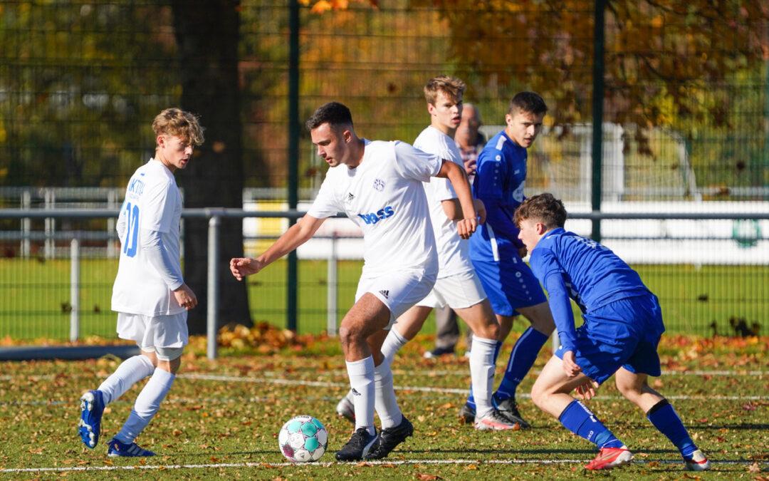 "Aschaffenburger U19 siegt ""Last Minute"""